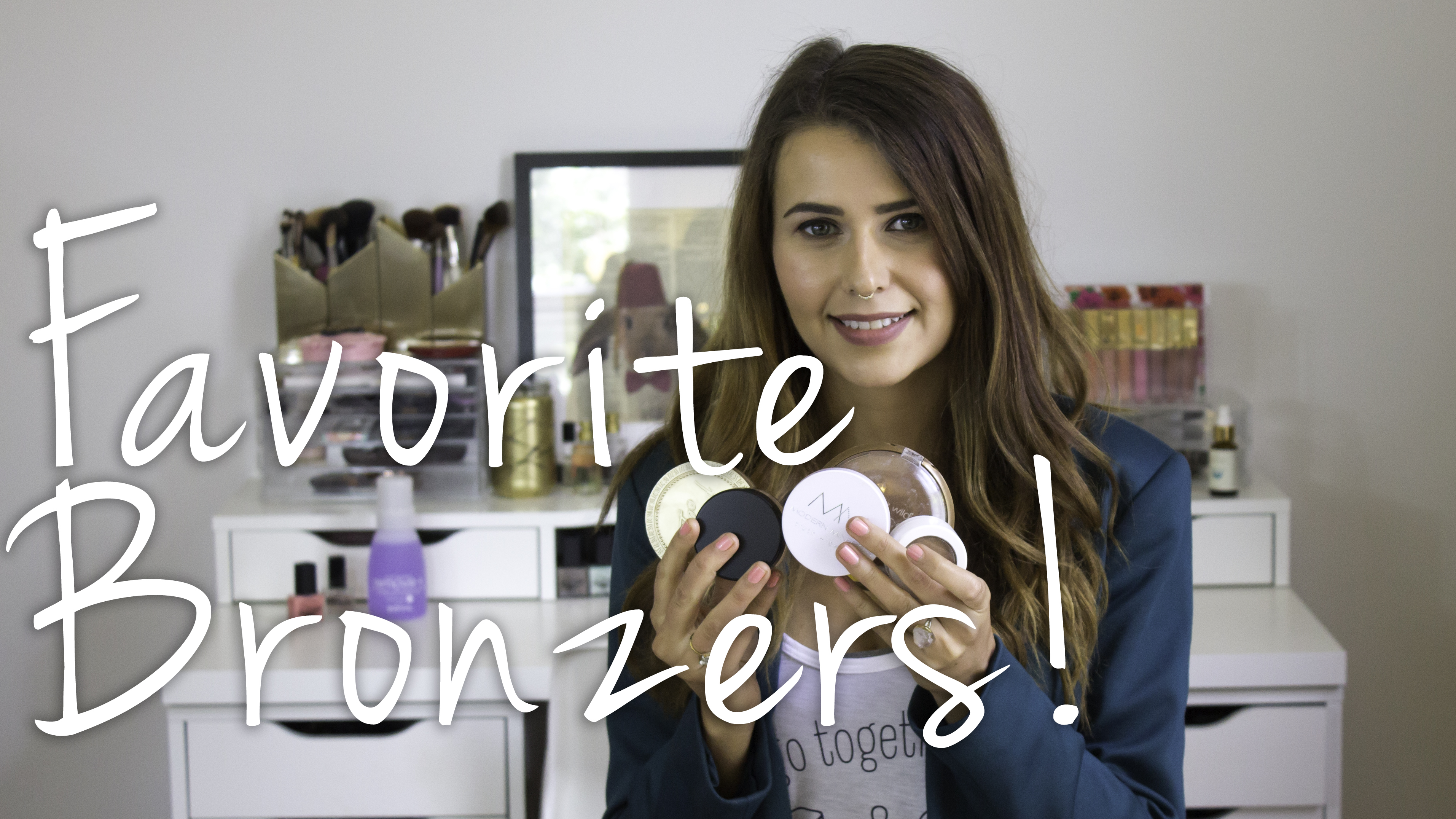 My Favorite Cruelty Free & Vegan Bronzers Video