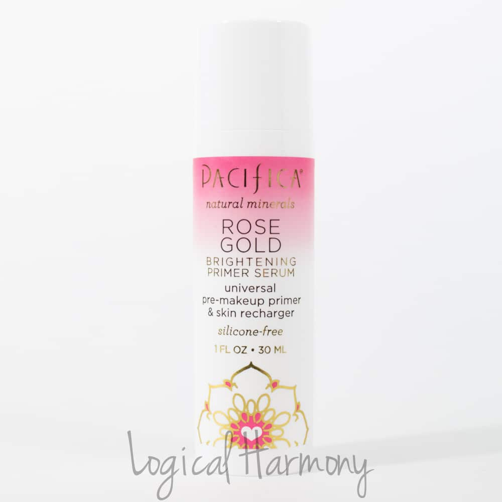 Pacifica Rose Gold Brightening Primer Serum Review