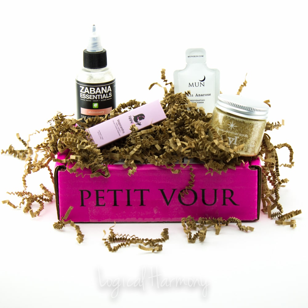 Petit Vour May 2015 Beauty Box Review