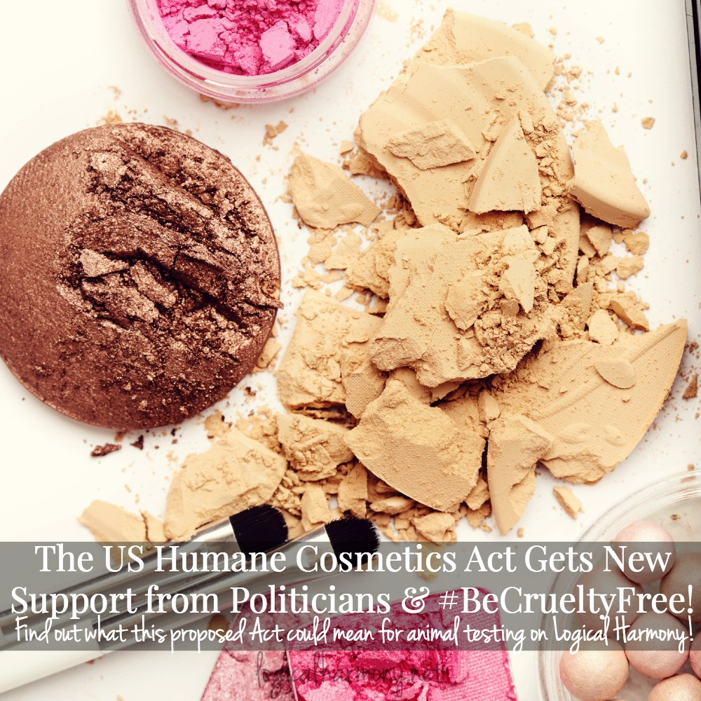 The US Humane Cosmetics Act Gets New Support from Politicians & #BeCrueltyFree!