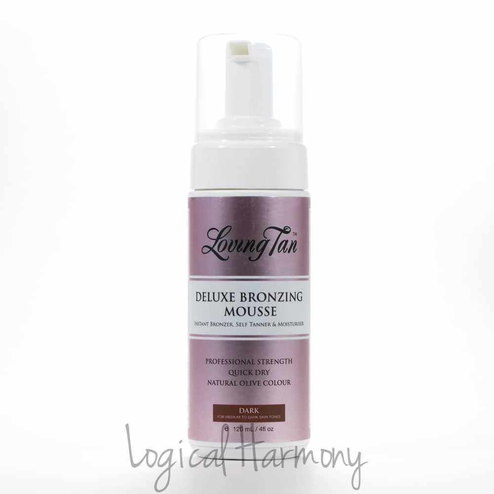Loving Tan Deluxe Bronzing Mousse Review