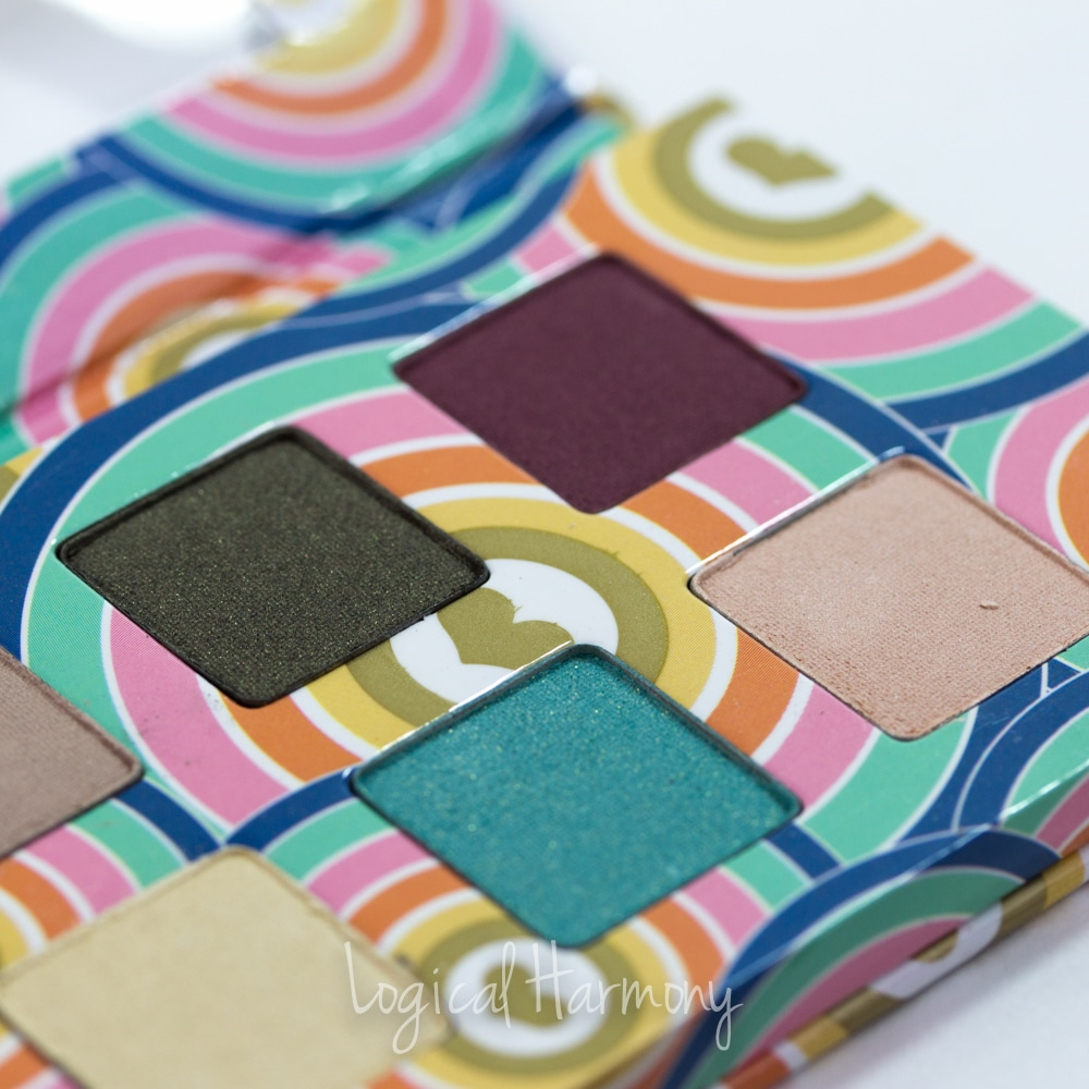 Pacifica Power of Love Eyeshadow Palette Review