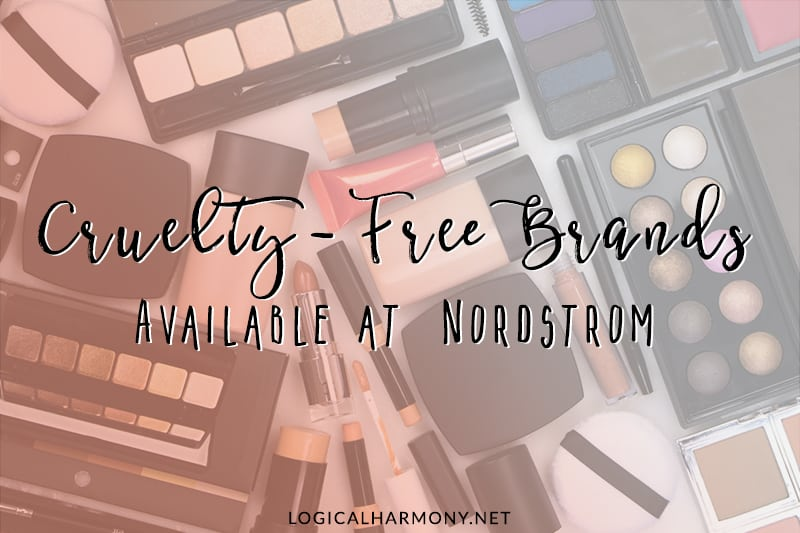 Cruelty-Free Brands at Nordstrom