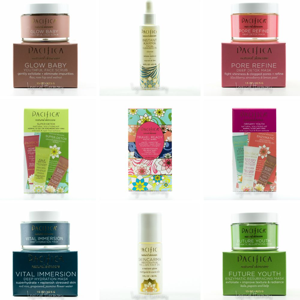 Introducing the New Skincare from Pacifica!