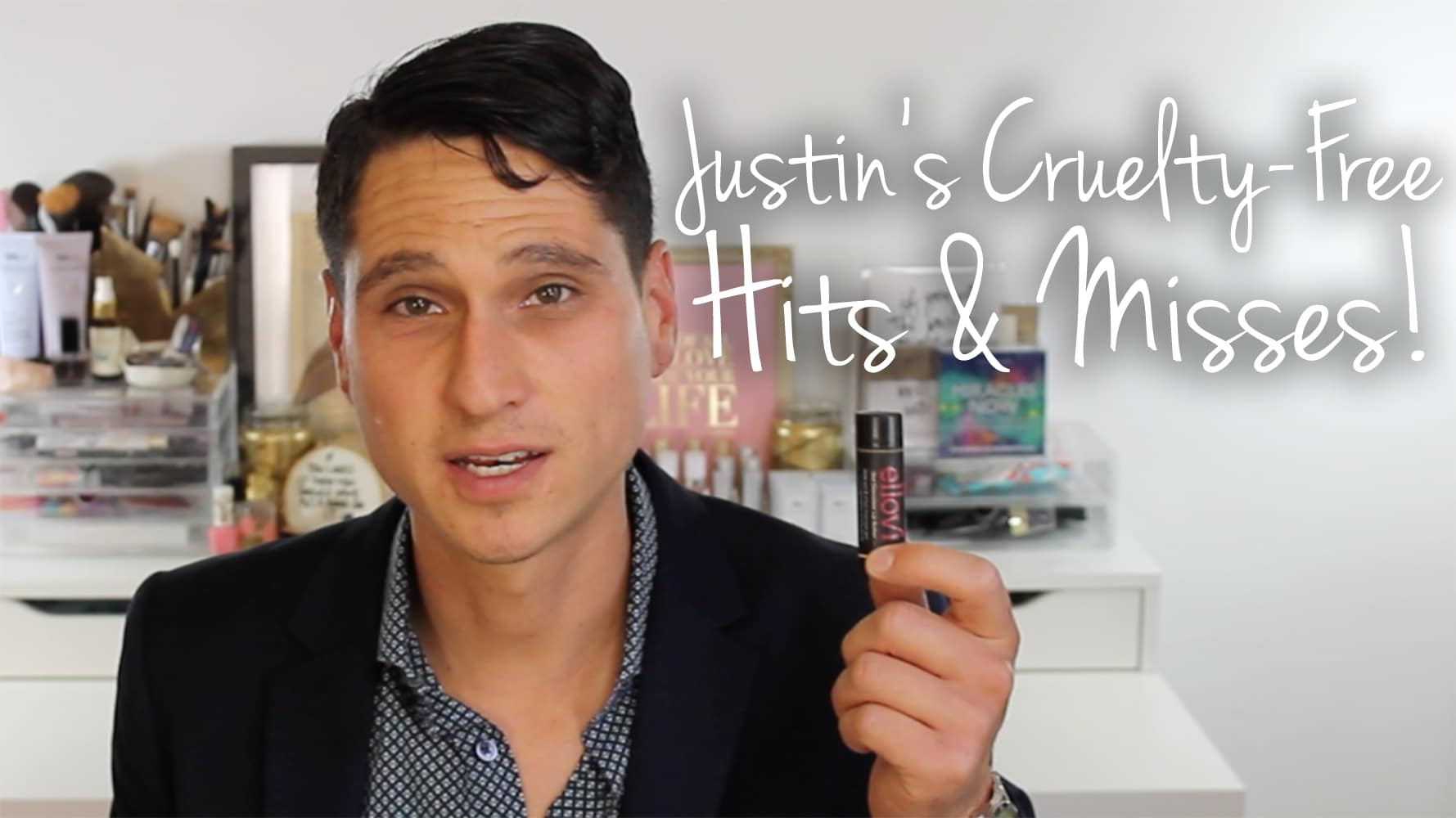 Justin's Cruelty Free Hits & Misses Video