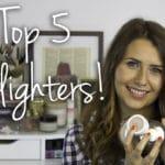 My 5 Favorite Vegan Highlighters Video