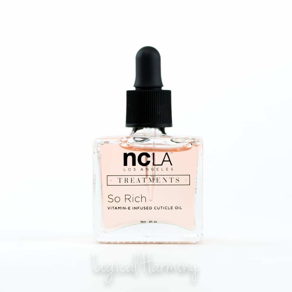 NCLA So Rich Cuticle Oil Review