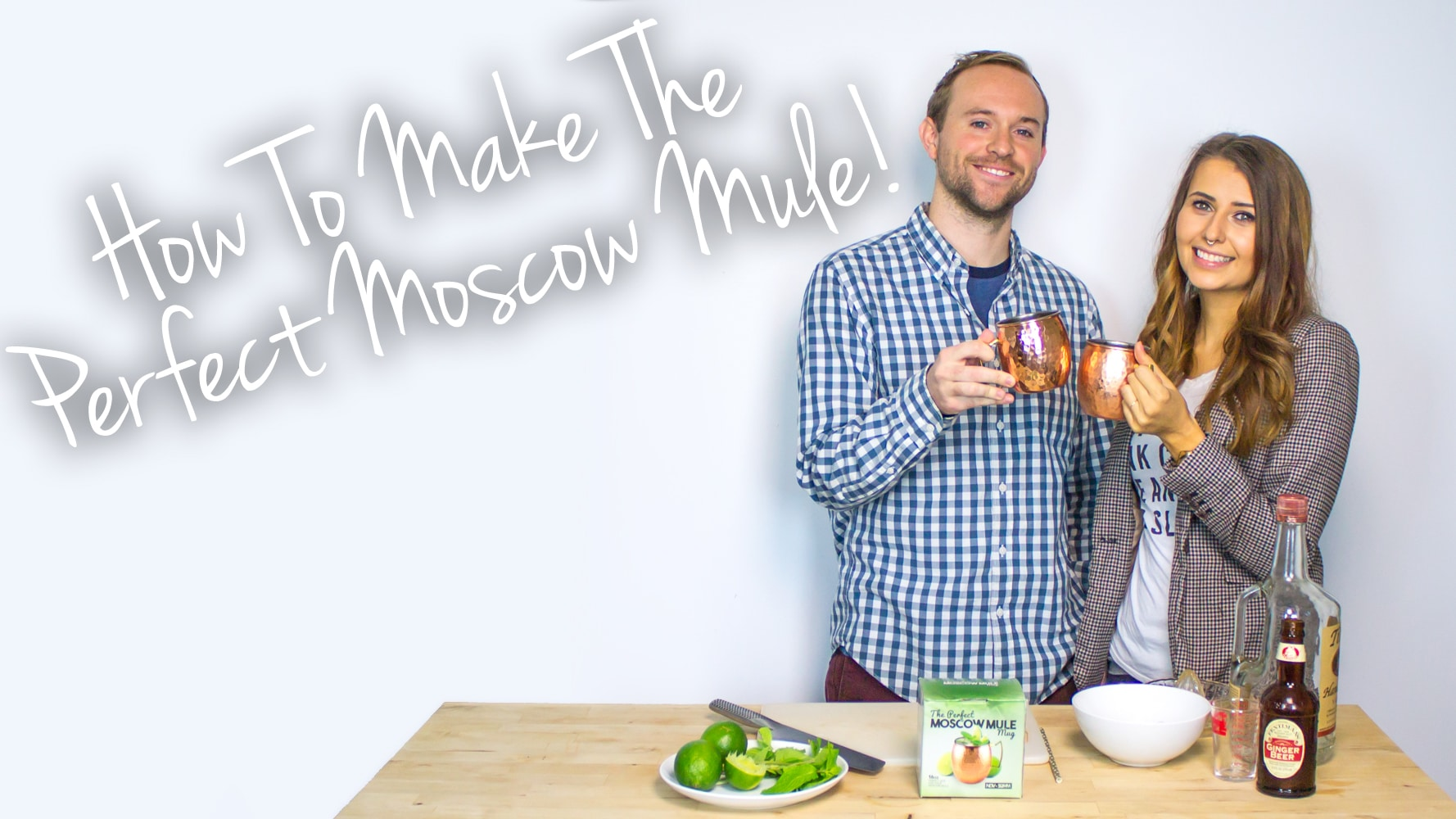 How to Make the Perfect Moscow Mule with Nov and Somm