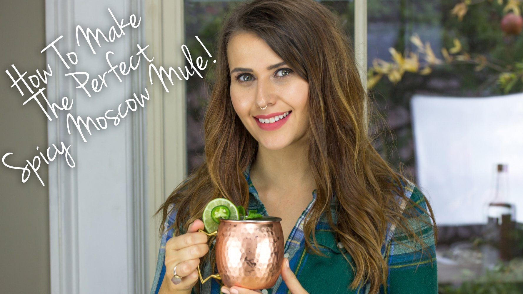 How to Make the Perfect Spicy Moscow Mule with Nov and Somm