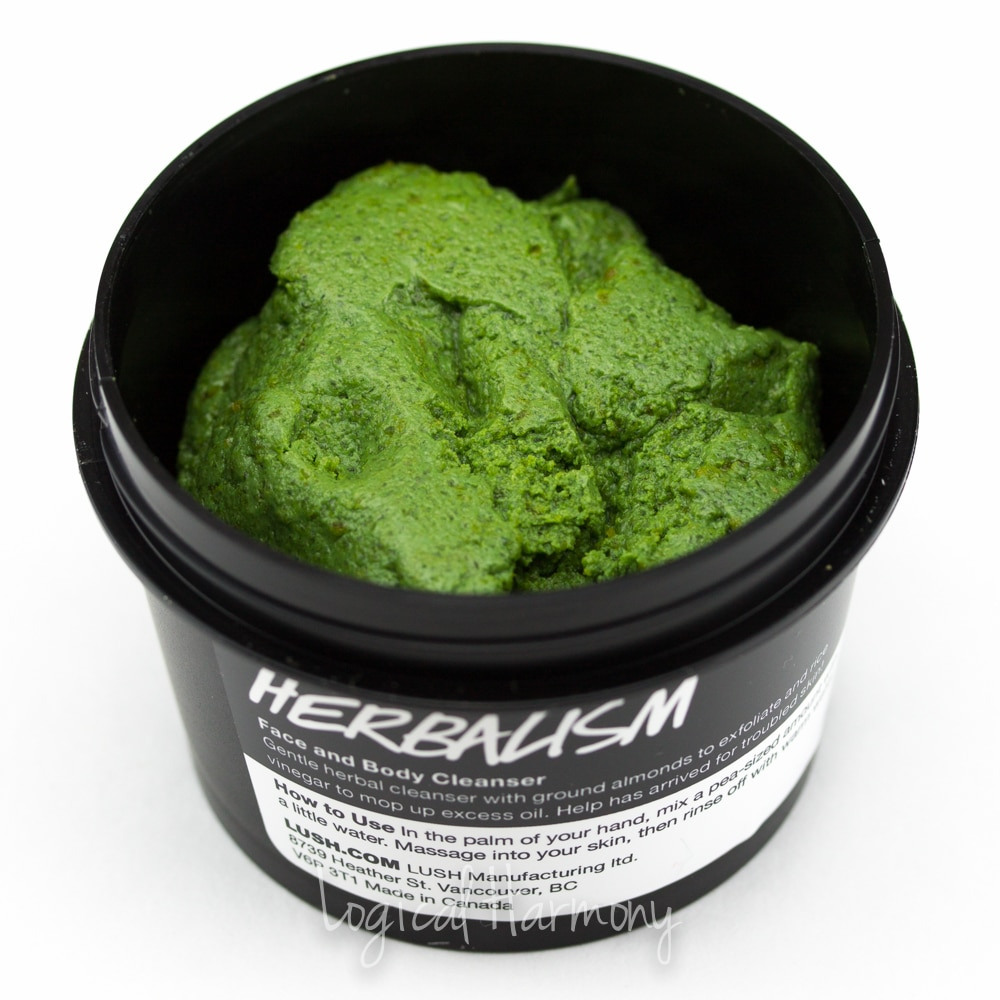 Lush Herbalism Face And Body Cleanser Review