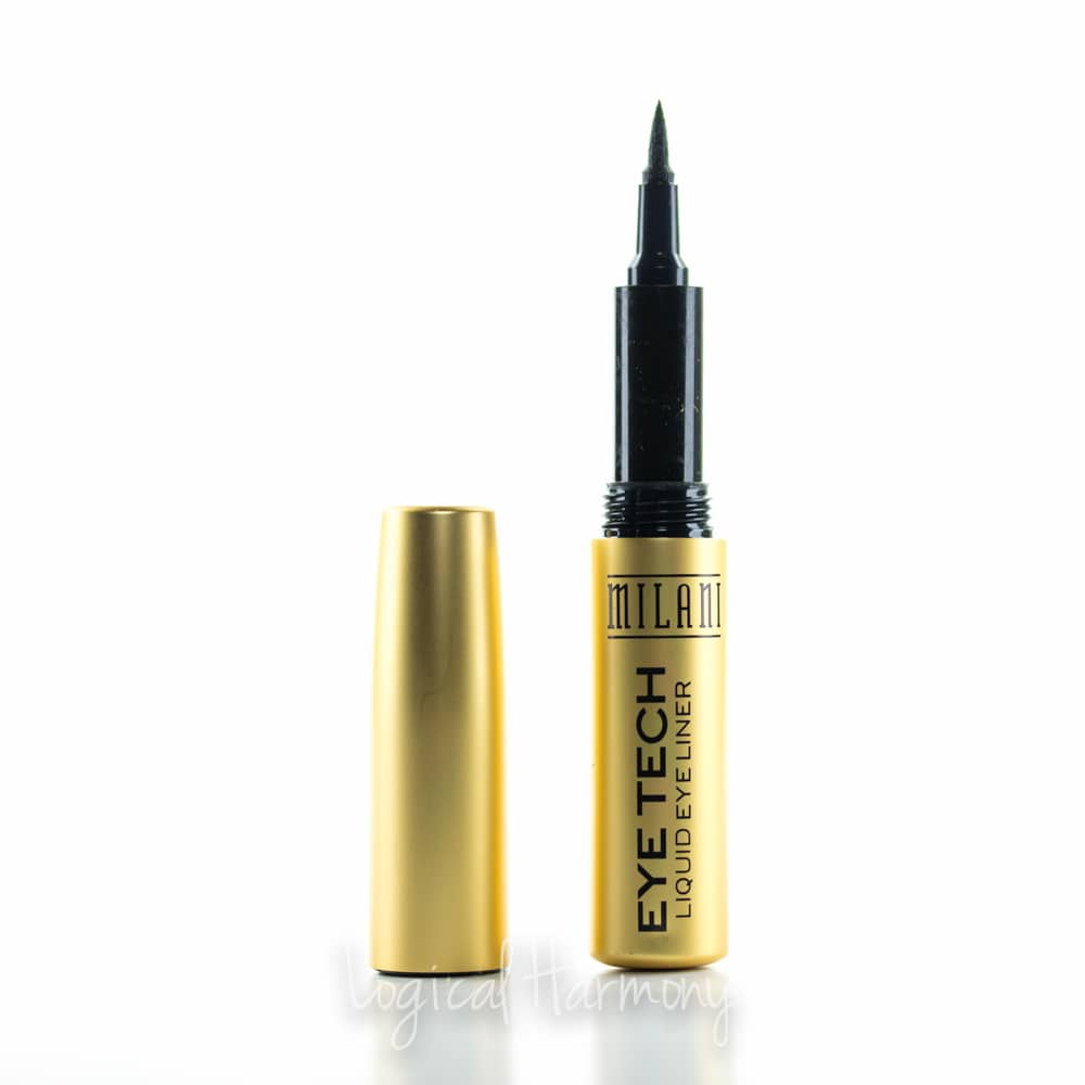 Milani Eye Tech Liquid Eyeliner Review