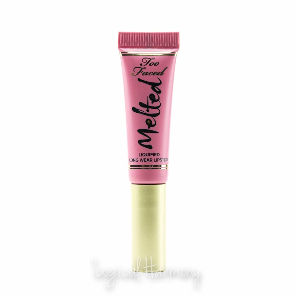 Too Faced French Kisses Melted Lipstick Holiday Set Review