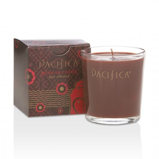 My Favorite Vegan Candles for Fall - Pacifica Mexican Cocoa