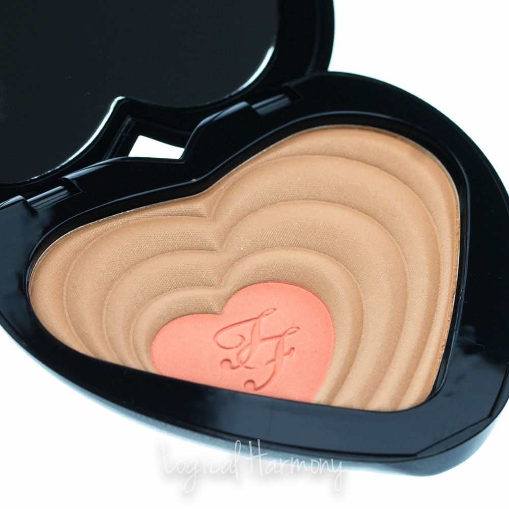 Too Faced Soul Mates Bronzer in Carrie & Big