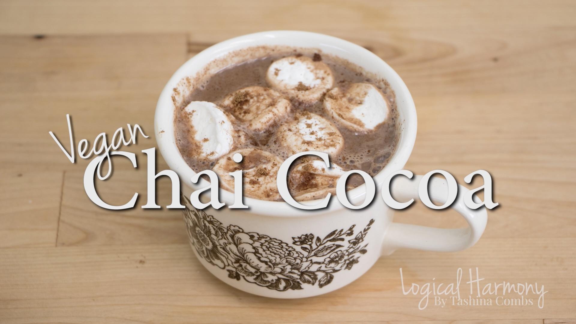How to Make Chai Cocoa