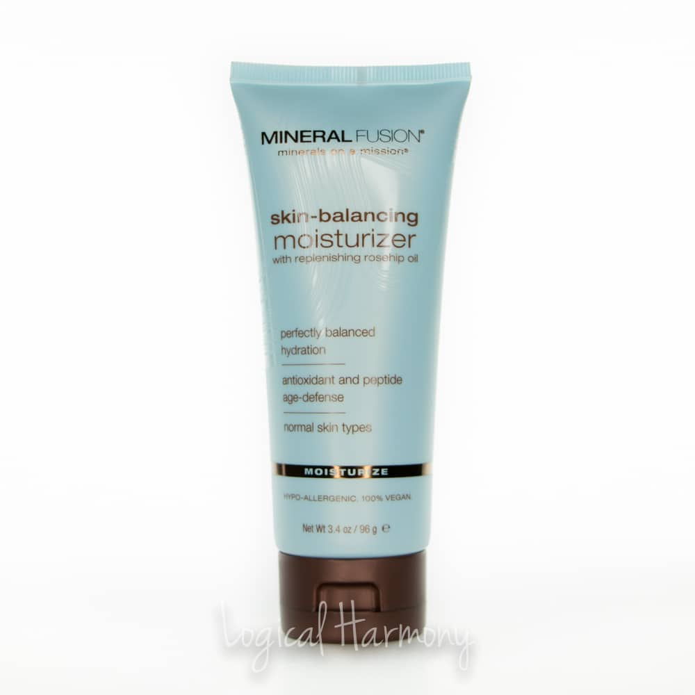 Mineral Fusion Skin-Balancing Moisturizer Review