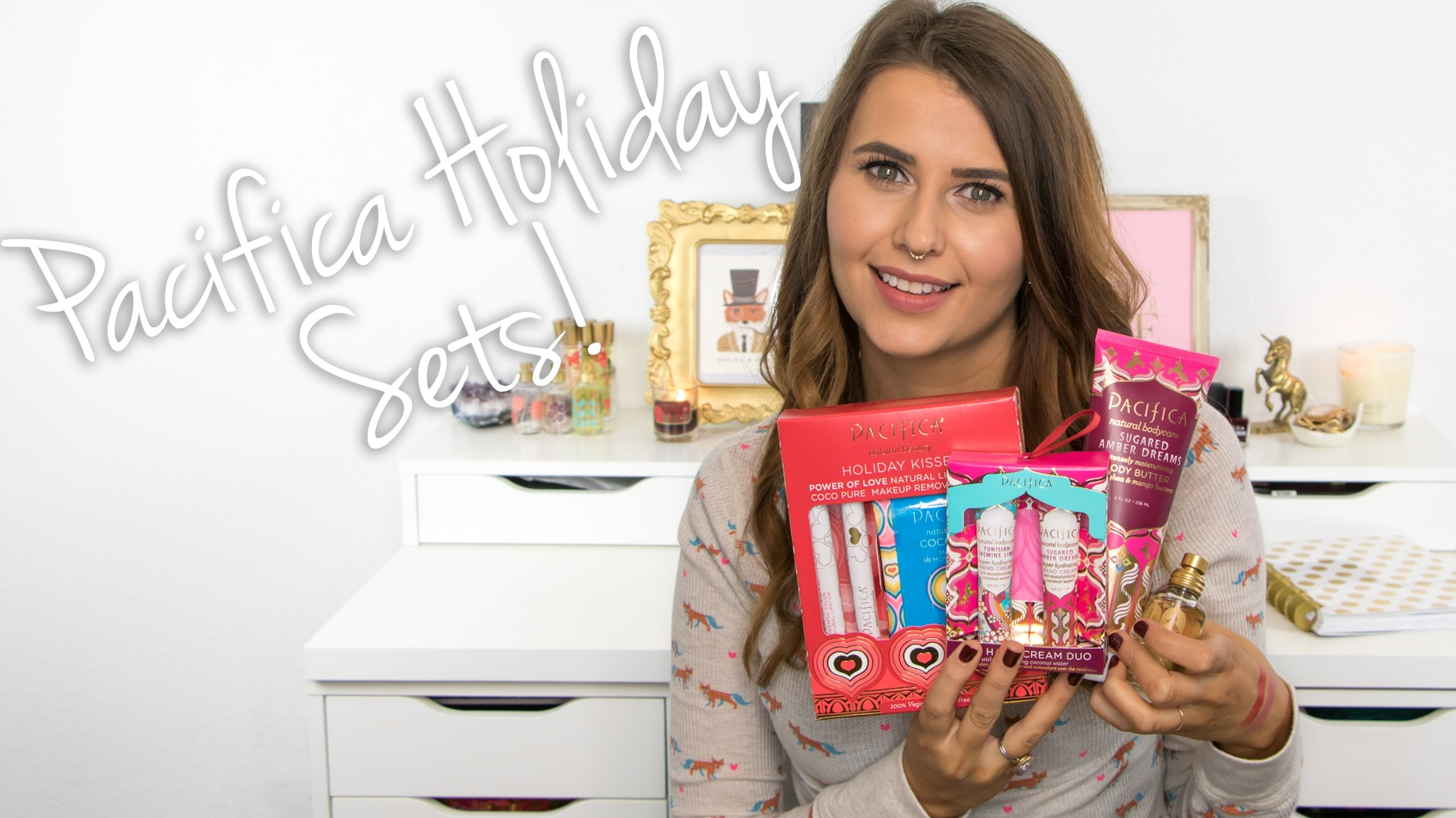 Pacifica Holiday Sets Video