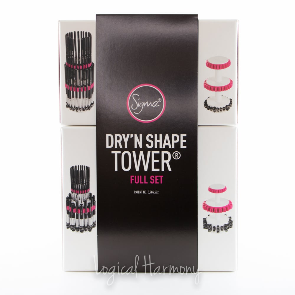 Sigma Dry'N Shape Tower Unboxing & Giveaway