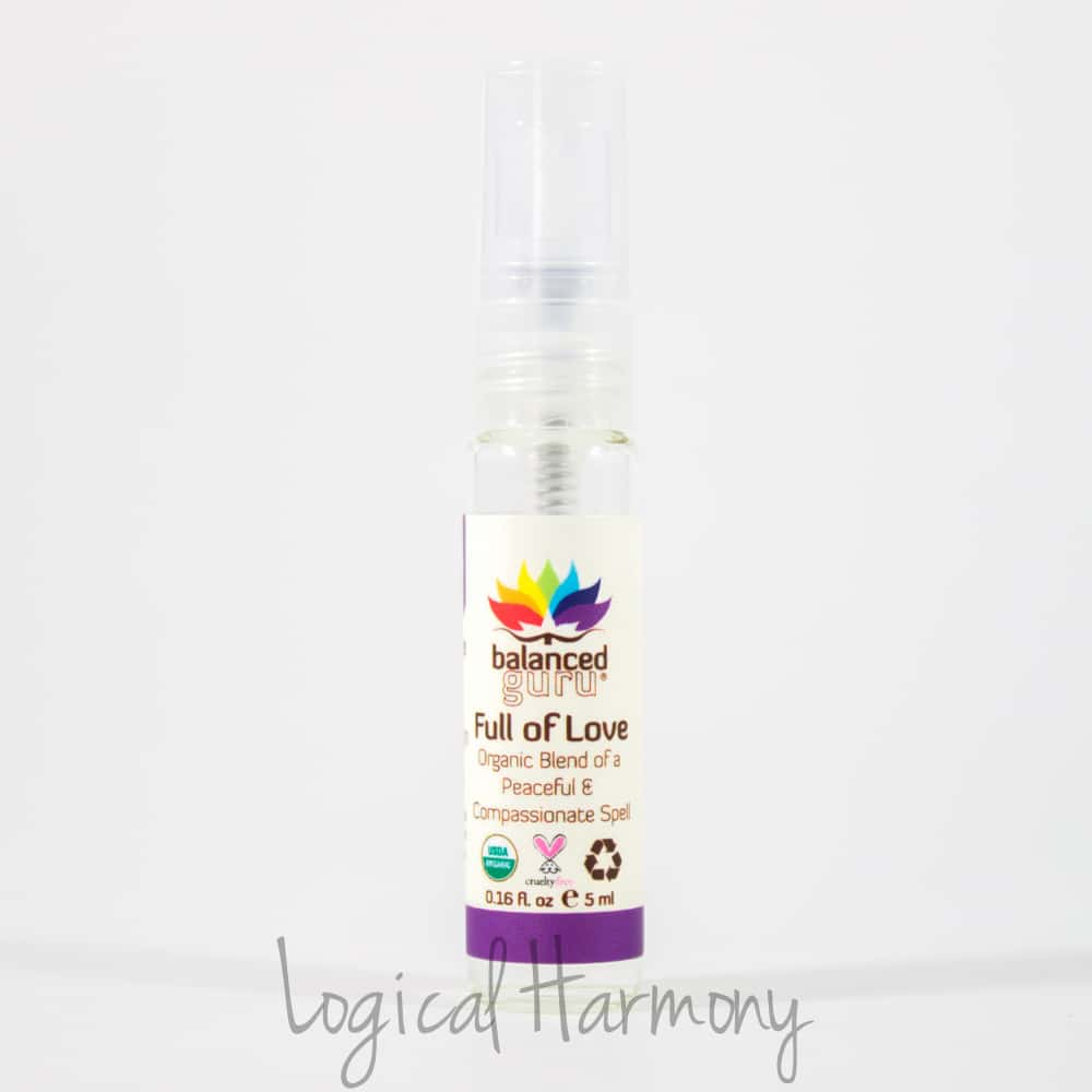 Balanced Guru Full of Love Mist Review