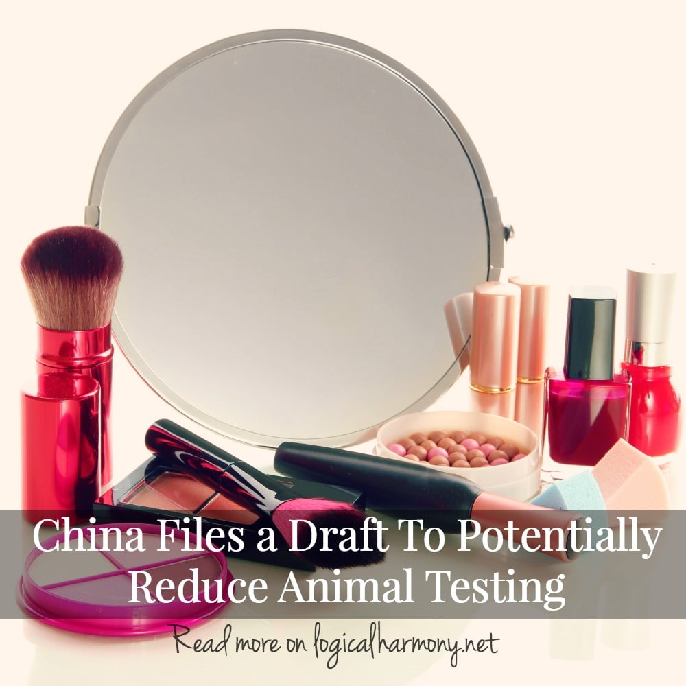 China Files a Draft To Potentially Reduce Animal Testing