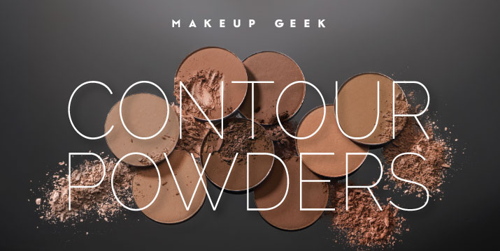 New Vegan Contour Powders from Makeup Geek