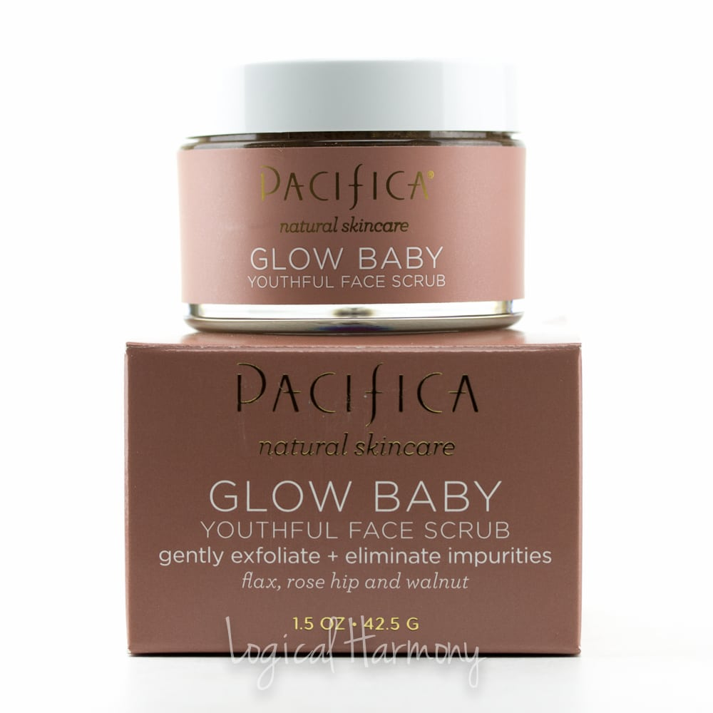 Pacifica Glow Baby Youthful Face Scrub Review