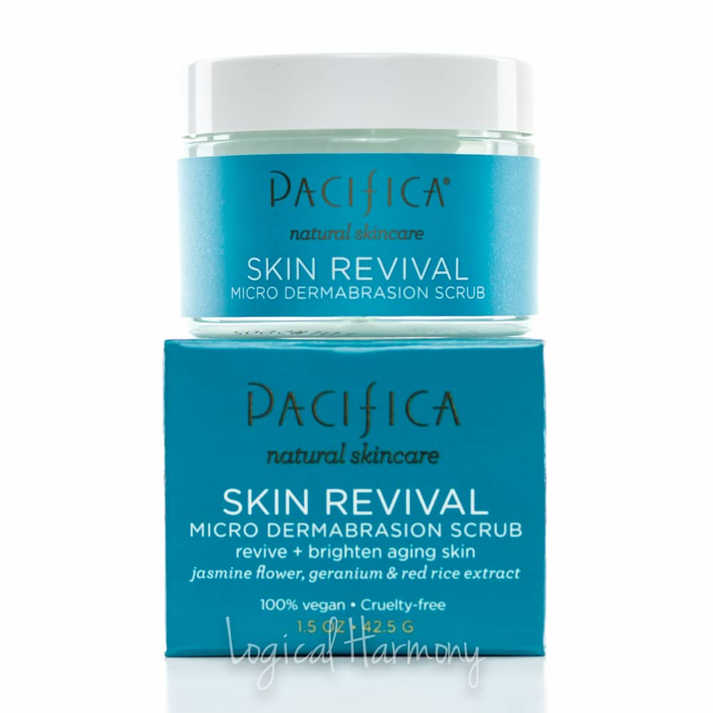 Pacifica Skin Revival Micro Dermabrasion Scrub Review