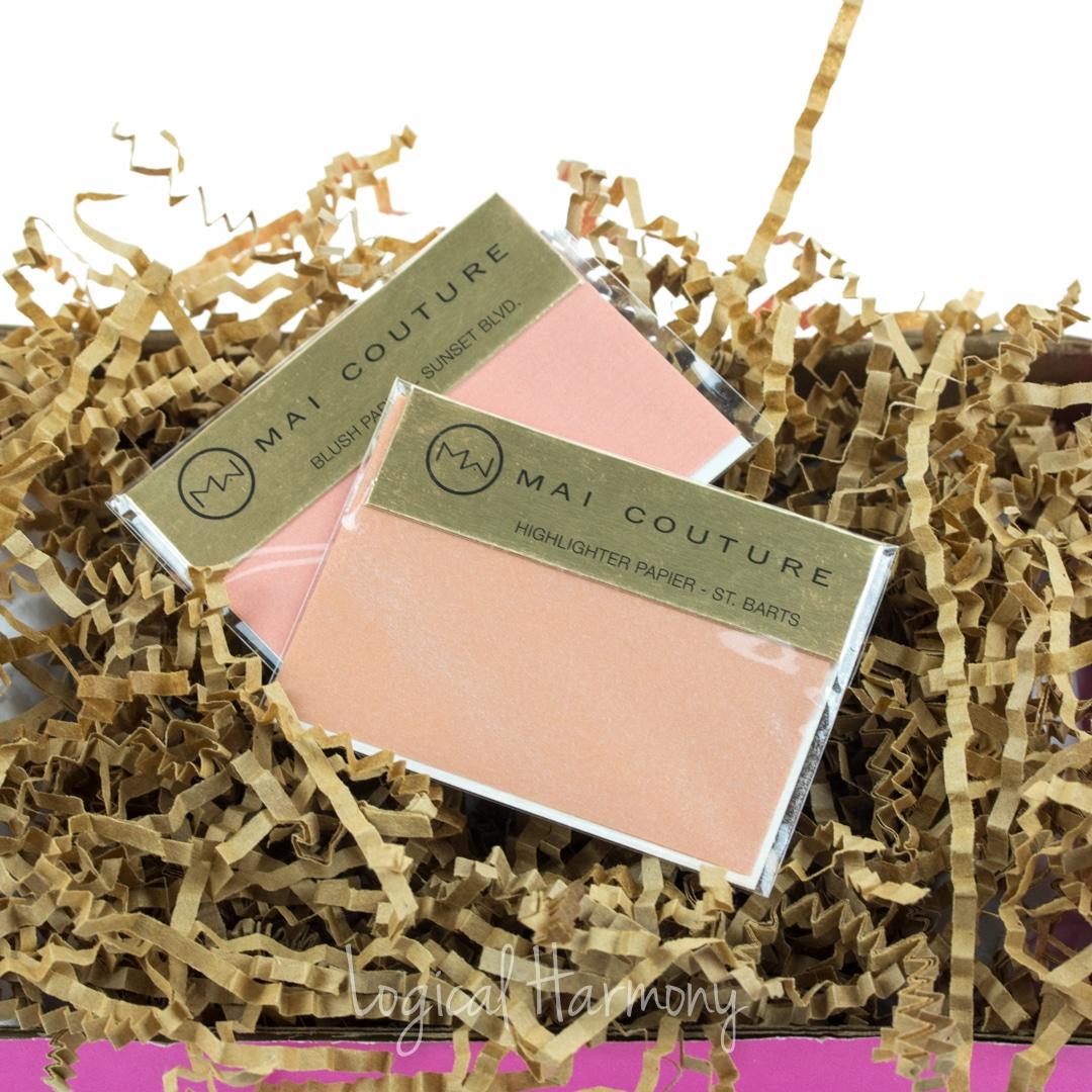 Petit Vour December 2015 Beauty Box Review