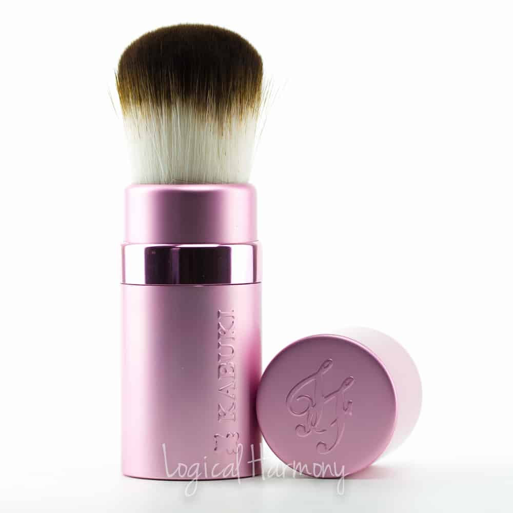 Too Faced Retractable Kabuki Brush Review