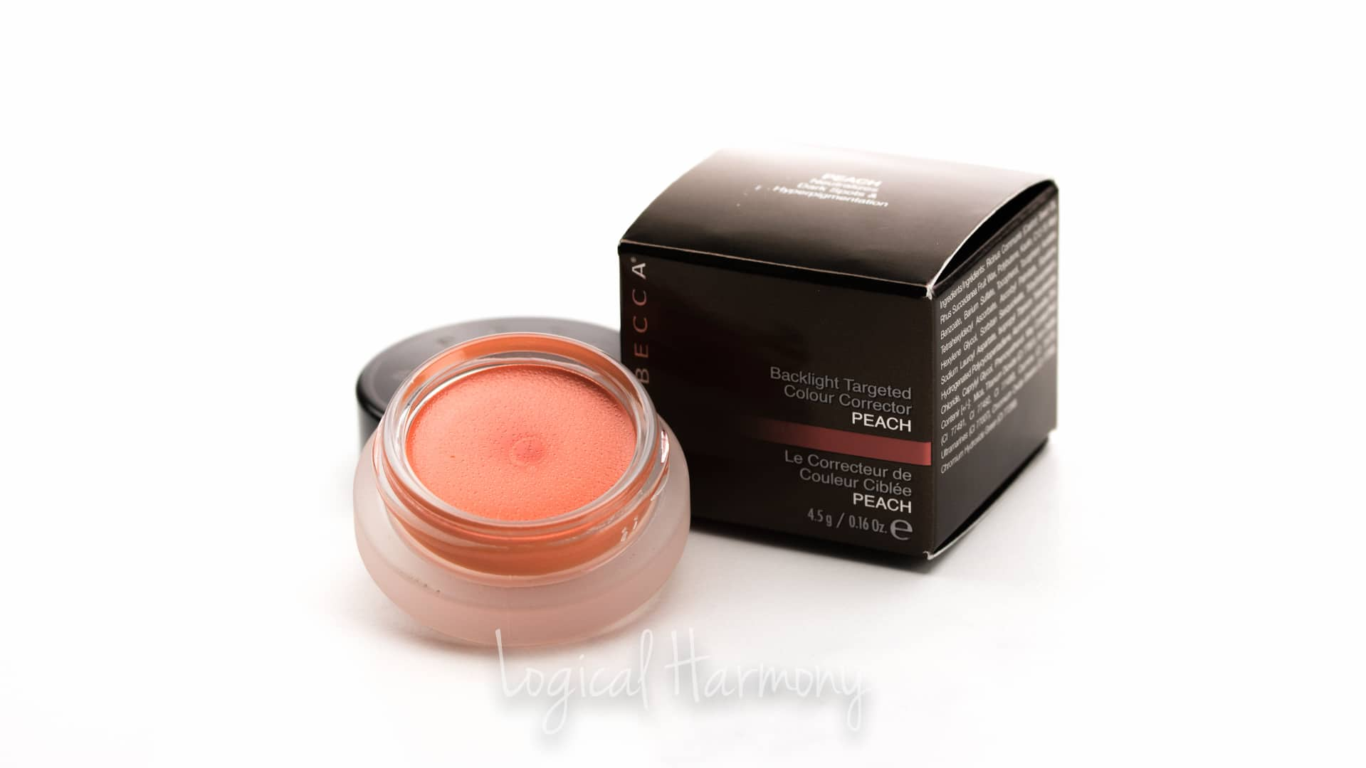 BECCA Backlight Targeted Colour Corrector in Peach