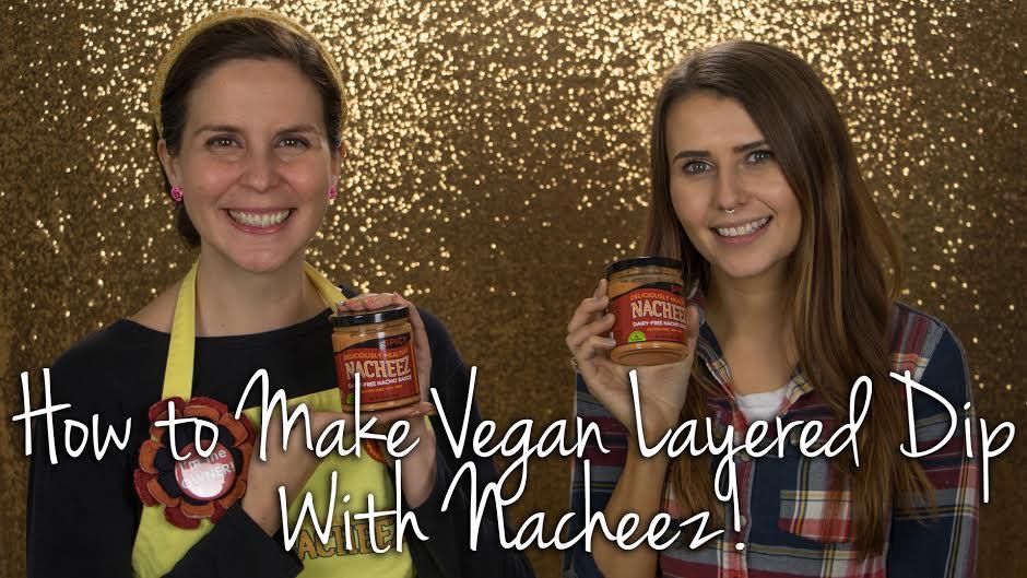 How to Make Vegan Layered Dip with Nacheez