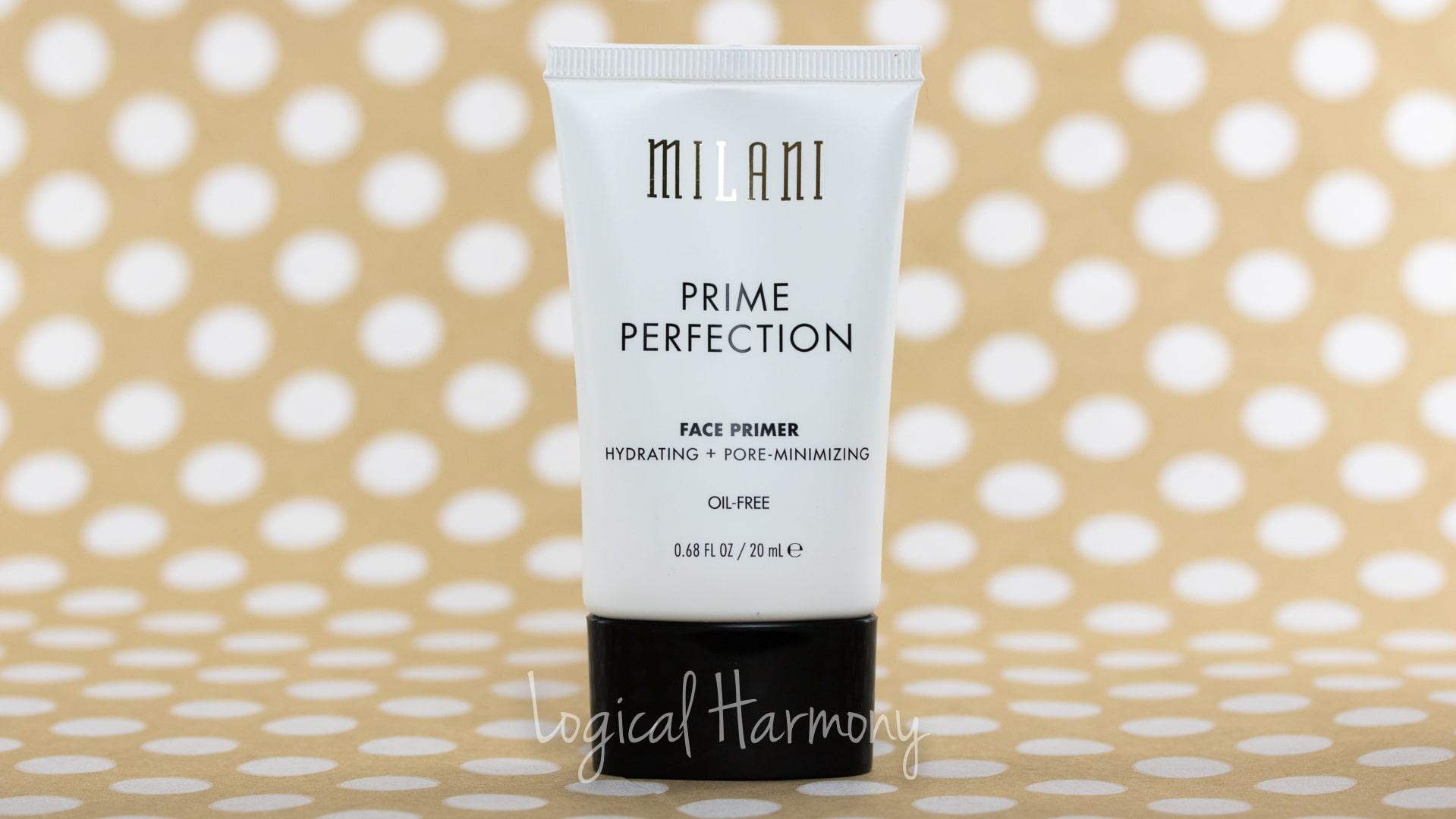 Milani Prime Perfection Hydrating + Pore-Minimizing Face Primer Review