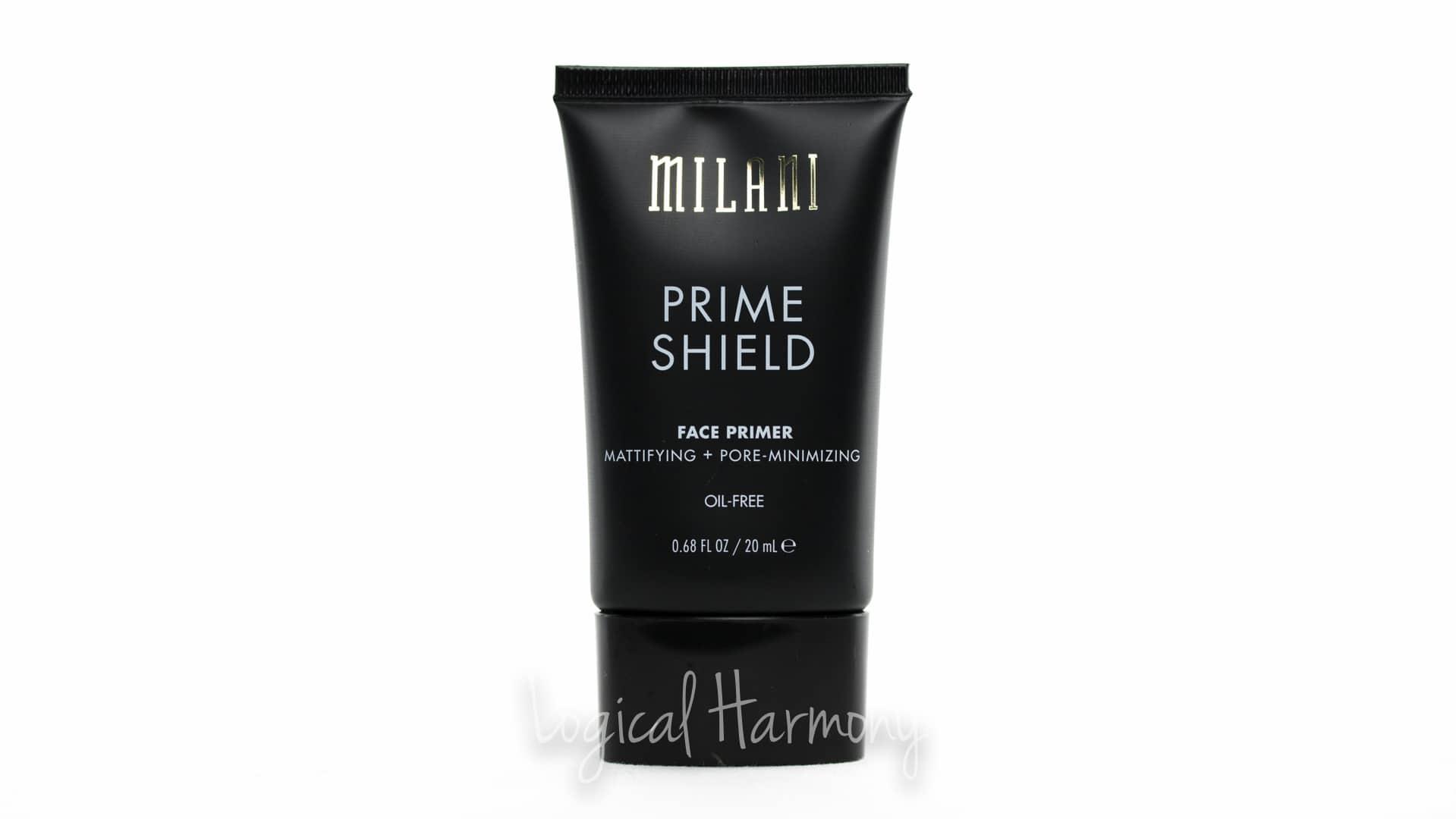 Milani Prime Shield Mattifying + Pore-Minimizing Face Primer Review