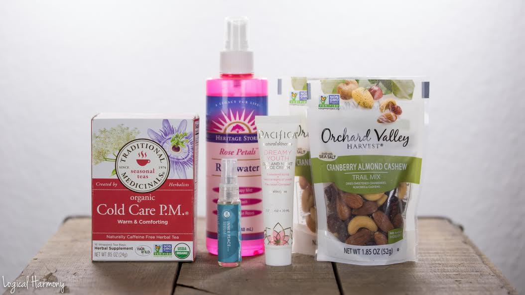 My Healthy Travel Essentials ft. Orchard Valley Harvest!