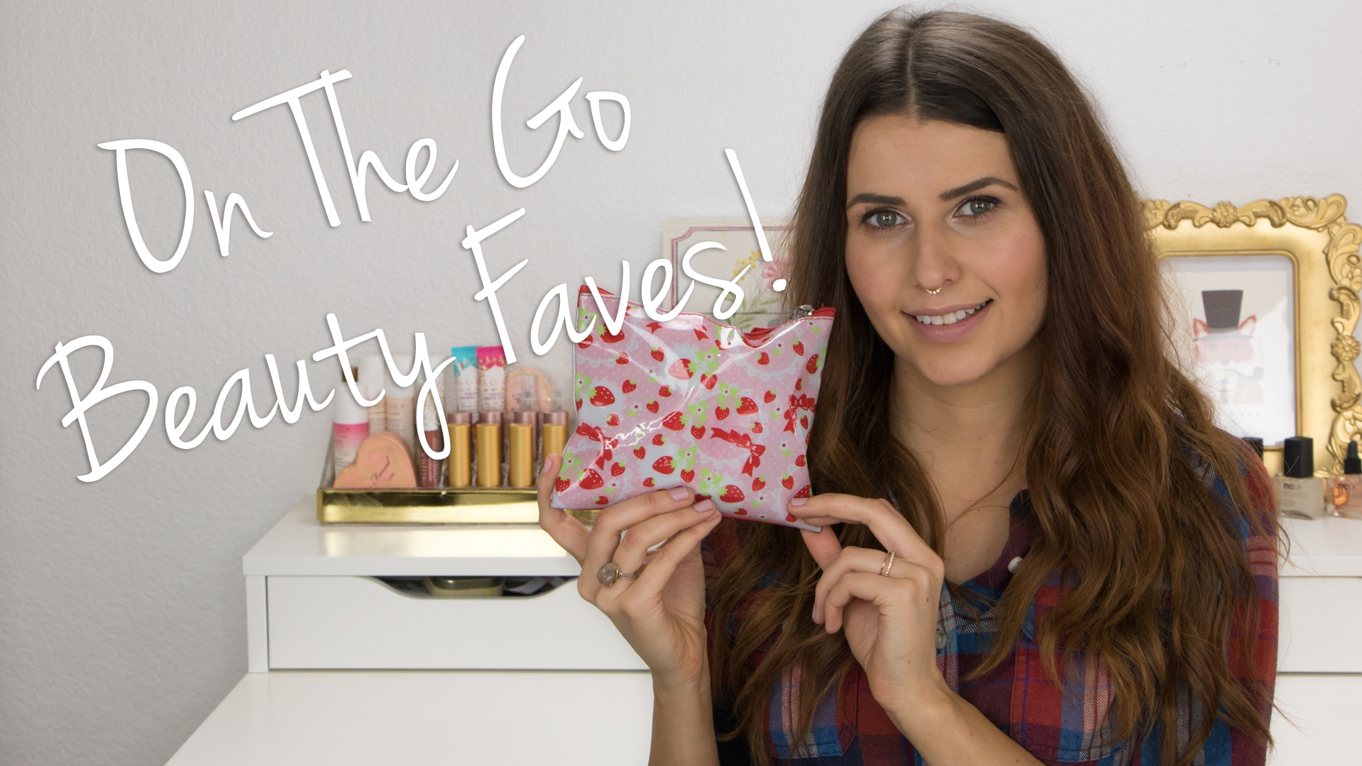 My On The Go Beauty Favorites