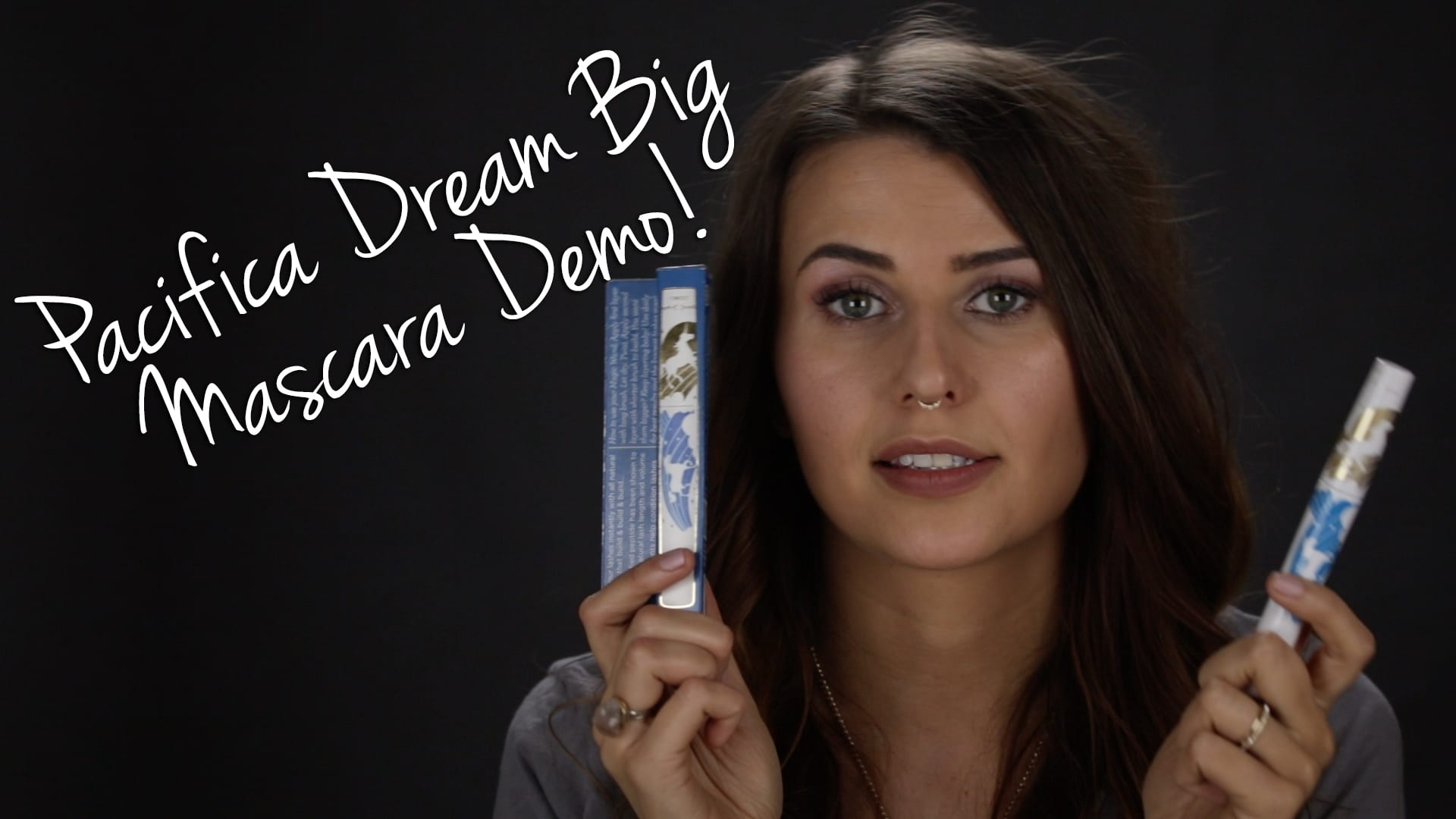 Pacifica Dream Big Mascara Demo