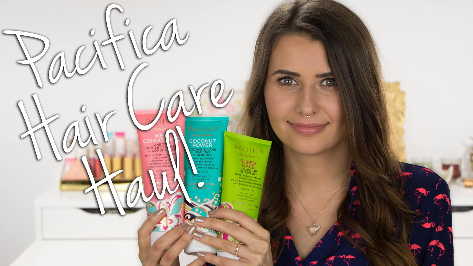 Pacifica Hair Care Haul