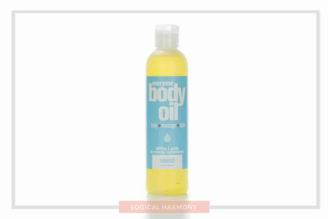 EO Products Nourish Botanical Body Oil Review