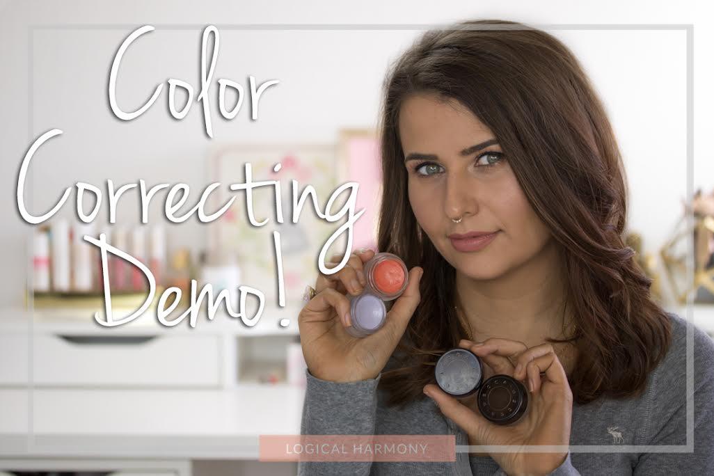 BECCA Colour Correctors Demo