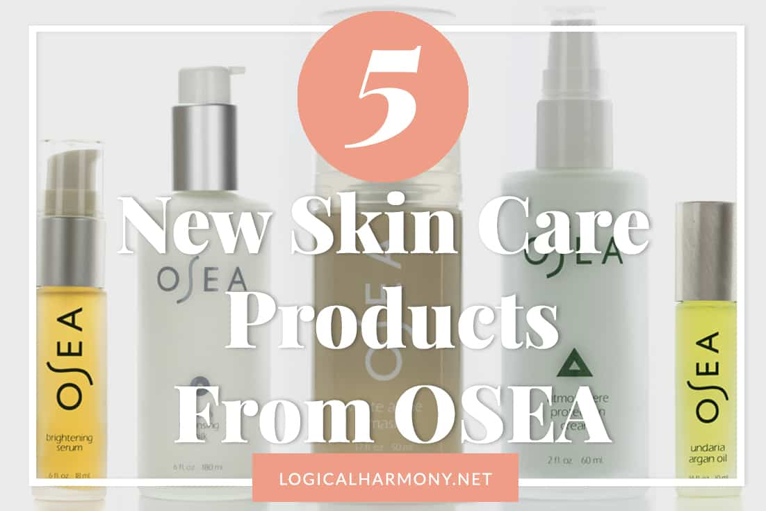 5 New Skin Care Products from OSEA