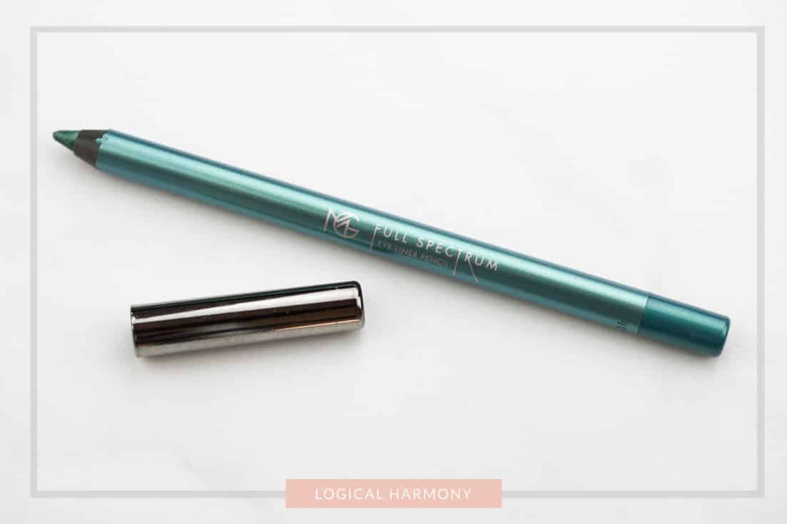 Makeup Geek Full Spectrum Eye Liner Pencil in Ocean