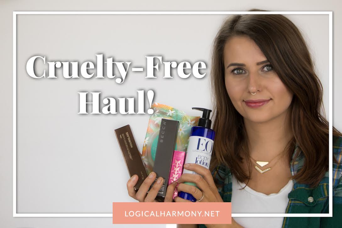 Cruelty-Free Haul!