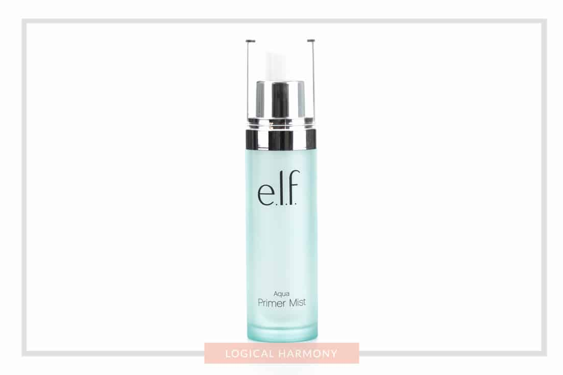ELF Aqua Primer Mist Review
