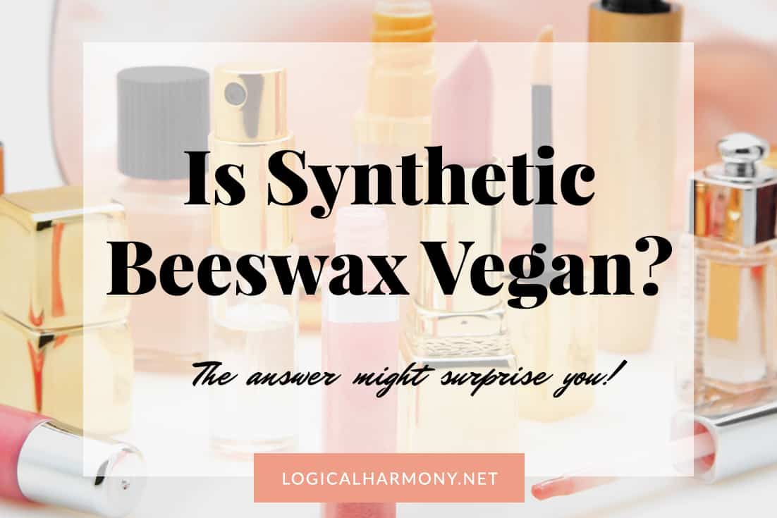 Is Synthetic Beeswax Vegan?
