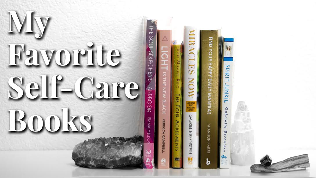 My Favorite Self-Care Books