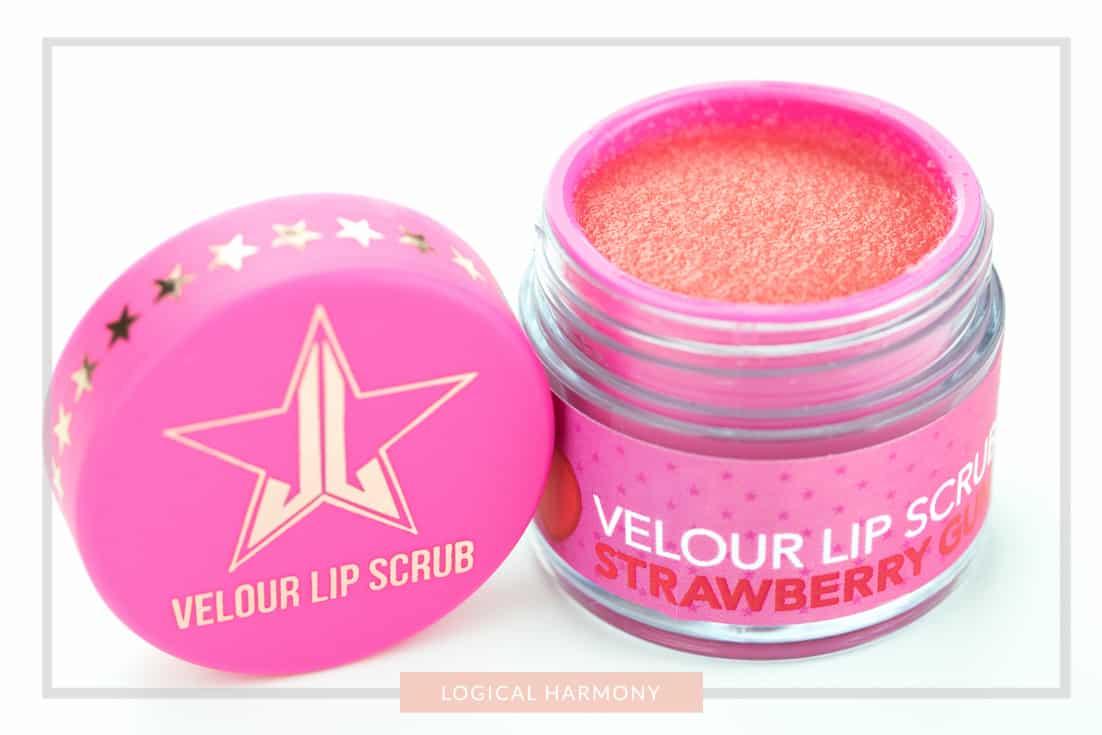 Jeffree Star Velour Lip Scrub Review