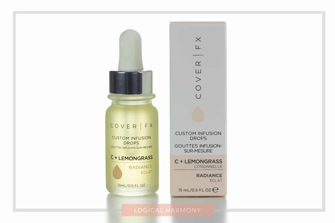 Cover FX Custom Infusion Drops in Radiance Review