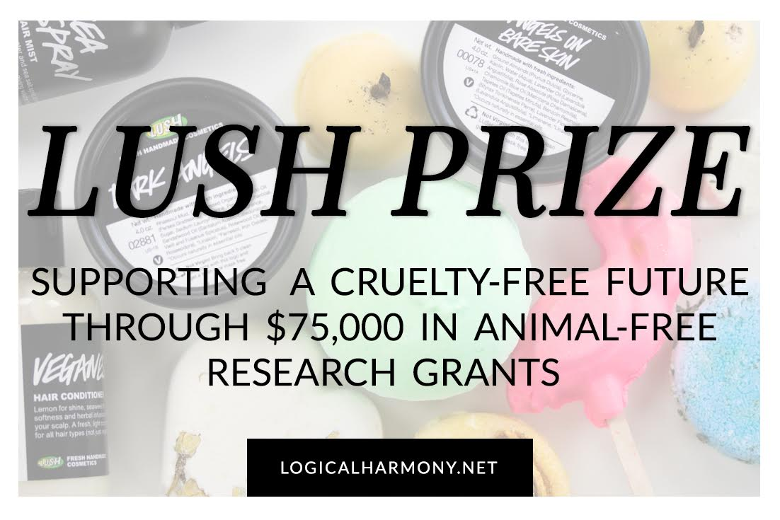 Lush Prize 2016 - A Grant to Reduce Animal Testing