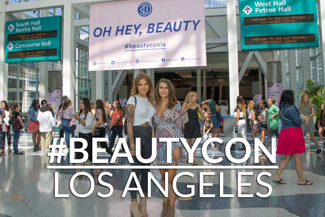 My Day at BeautyCon with RhianHY of Wife Life