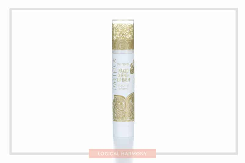 Pacifica Naked Quench Lip Balm Review